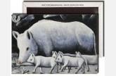 ნიკო ფიროსმანაშვილი - თეთრი ღორი გოჭებით